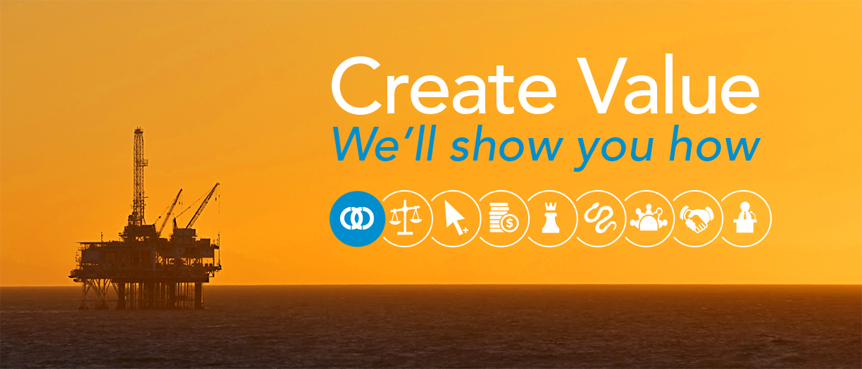 Create Value – We'll show you how