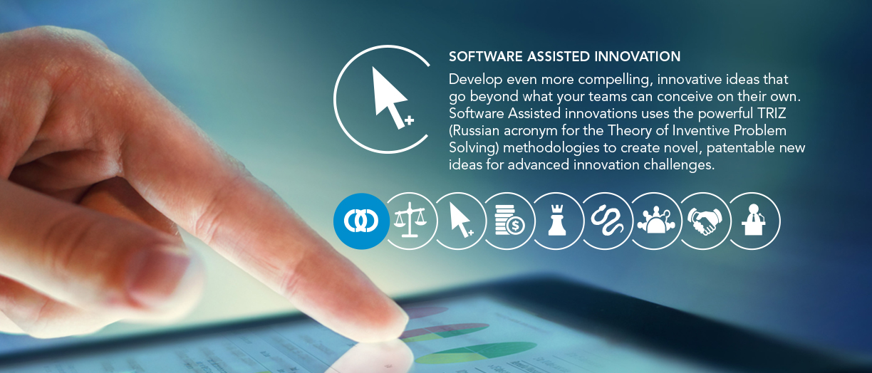 Software Assisted Innovation