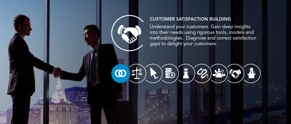 Customer Satisfaction Building